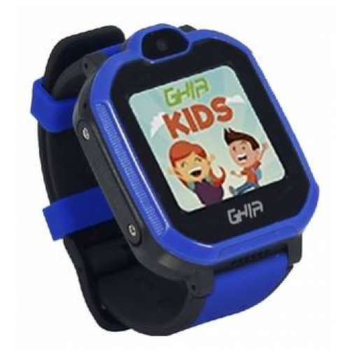 SMART WATCH GHIA KIDS 4G AZUL