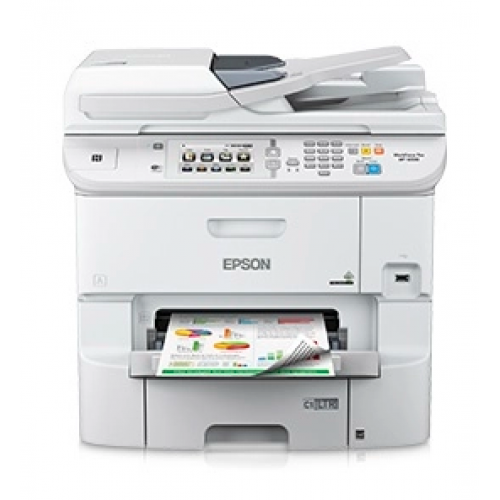Impresora Multifuncional Epson WorkForce Pro WF-6590