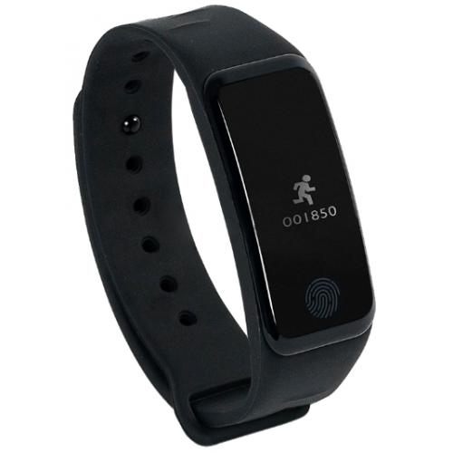 SmartBand GHIA – 0.49″ – Bluetooth 4.0 – iOS/ Android – Negro