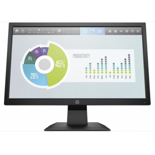 HP MONITOR LED 20″ AREA VISIBLE 19.5″, 1600 X 800, WIDE SC