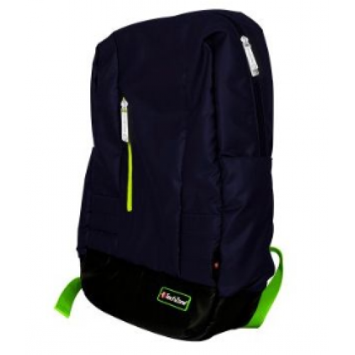 TechZone – Backpack Impermeable para laptop hasta 15.6″  – Azul