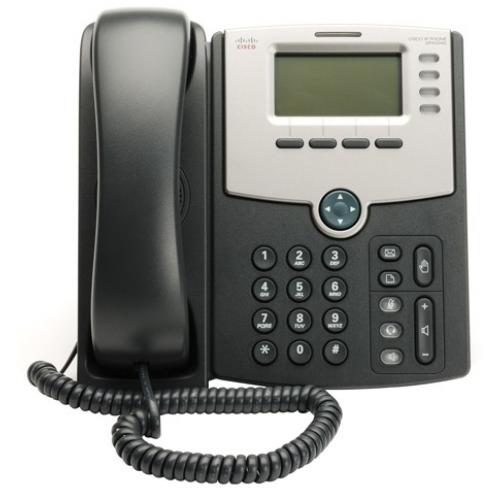TELEFONO IP CISCO 4 LINEAS, C SPA504G