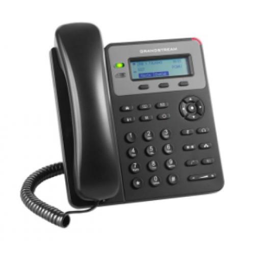 TELFONO IP BASICO DE 1 LINEA UNA CUENTA SIP CON 3 TECLAS DE FUNCIN PROGRAMABLES Y CONFERENCIA DE 3 VAS POE Y FUENTE DE ALIMENTACION INCLUIDA
