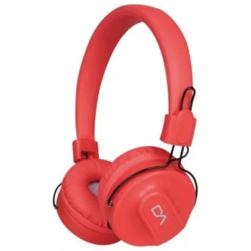 Diadema Bluetooth  HB-013 & DM0007  rojo