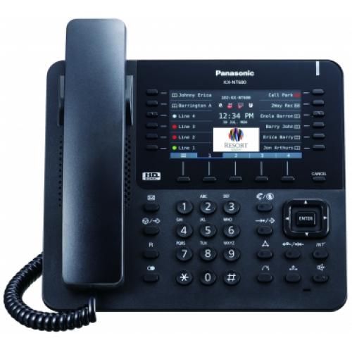 TELEFONO IP PROPIETARIO 12X4 BOTONES CO FLEXIBLES