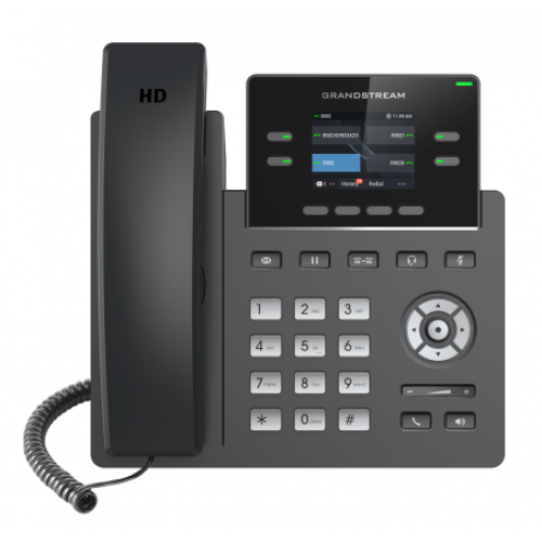 TELEFONO IP 2 LINEAS SIP