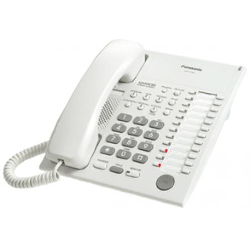 TELEFONO PANASONIC KX-T7750 PROPIETARIO MULTILINEA 12 BOTONES.