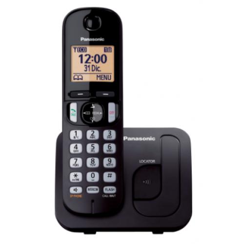 TELEFONO PANASONIC KX-TGC210 INALAMBRICO DIGITAL DECT 6.0 CON IDENTIFICADOR DE LLAMADAS