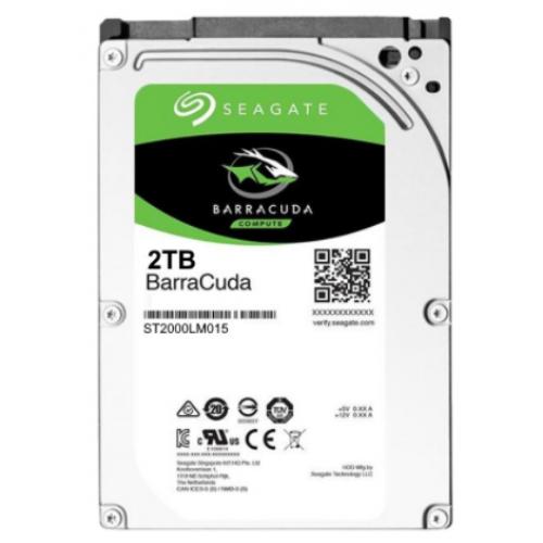 DD INTERNO SEAGATE BARRACUDA 2.5 2 TB SATA 6GB