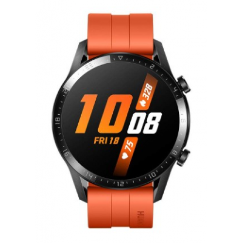 SMART WHATCH GT 2 SPORT HUAWEI COLOR SUNSET ORANGE