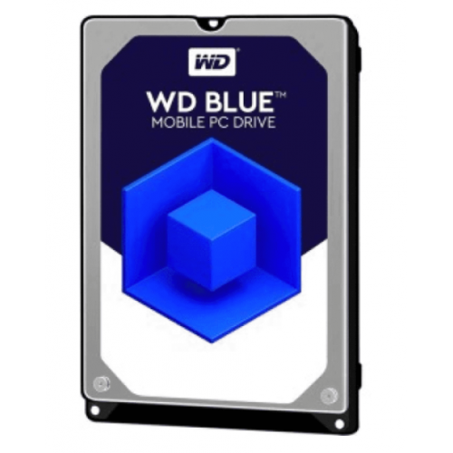 DD INTERNO WD BLUE 2.5 2TB SATA3 6GB/S 128MB 5400RPM 7MM P/NOTEBOOK COMP BASICO