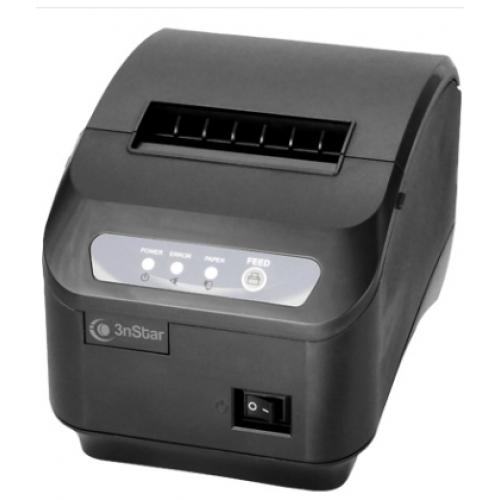 MINIPRINTER TERMICA 3NSTAR RPT005 AUTOCORTADOR USB-SERIAL 80MM NEGRO 200MM X SEG