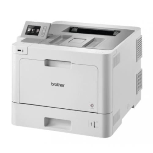 IMPRESORA LASER A COLOR BROTHER HLL9310CDW 33 PPM OFICIO DUPLEX WIFI USB