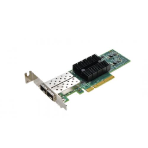 TARJETA DE RED PCIE 3.0 SYNOLOGY DE 10 GIGABIT SFP X8 DE DOBLE PUERTO