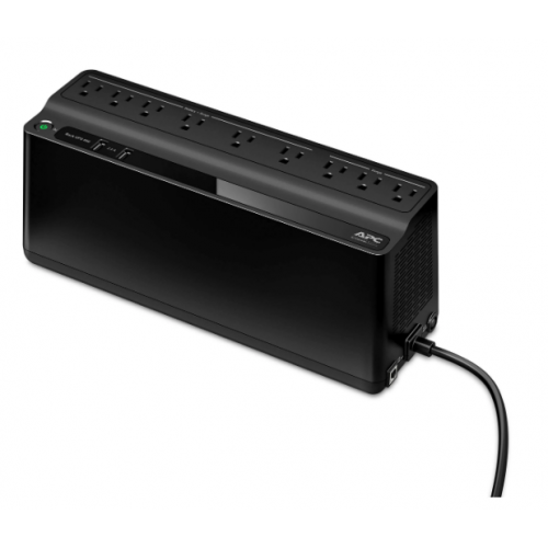 NO BREAK APC BACK-UPS ES 850VA/ 450 WATTS 2 USB CHARGING PORTS 120V