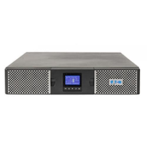 NO BREAK EATON ON LINE 9PX 1.5 KVA 1500VA/1350W VOLTAJE ENTRADA-SALIDA 208V – DOBLE CONVERSION.- CONECTOR ENTRADA C14/ CONTACTOS DE SALIDA (8) C13- RACK/ TORRE