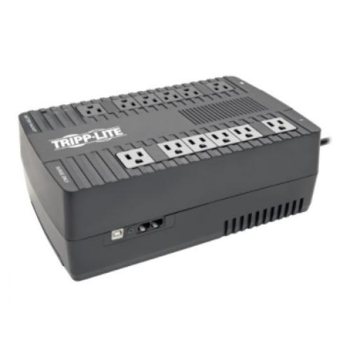 NOBREAK TRIPP-LITE AVR900U 12 CONT. 120V 900VA Y 480W CON PUERTO USB