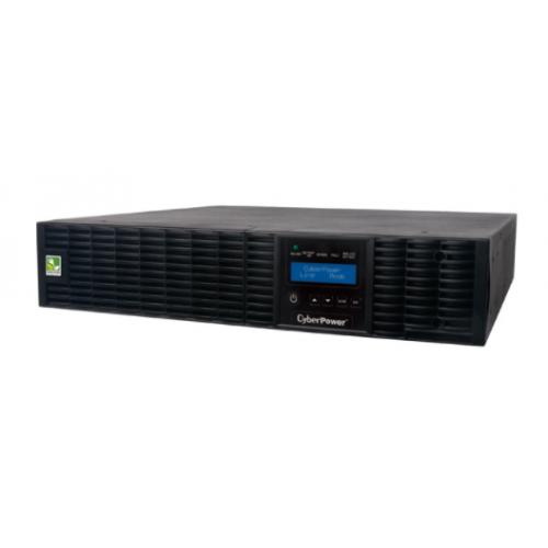 NO BREAK / UPS CYBERPOWER ONLINE VA1500 WATTS 1350 RACK O TORRE