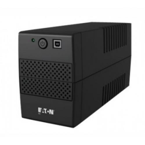 NO BREAK EATON INTERACTIVO 5E1200USB 1200VA/600W /PUERTO USB/ VOLTAJE DE ENTRADA Y SALIDA120V/ CONTACTO DE ENTRADA 5-15P/ CONTACTOS DE SALIDA (6) 5-15R