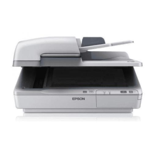 SCANNER EPSON WORKFORCE DS-7500 40 PPM/80 IPM 1200 DPI 48 BITS CAMA PLANA USB ADF DUPLEX