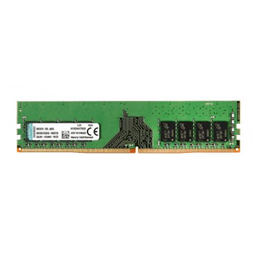 MEMORIA KINGSTON UDIMM DDR4 8GB 2400MHZ VALUERAM CL17 288PIN 1.2V P/PC