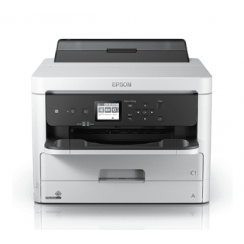 IMPRESORA EPSON WORKFORCE PRO WF-C5290 PPM 34 NEGRO / COLOR INYECCION DE TINTA WIFI RED USB. DUPLEX CONSUMIBLE BOLSA DE TINTA