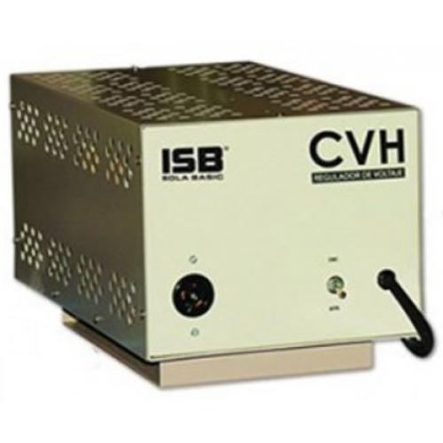 REGULADOR SOLA BASIC ISB CVH 2000 VA FERRORESONANTE 1 FASE 120 VCA +/- 3%