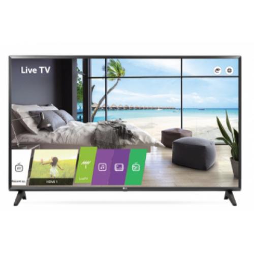 TELEVISION SEMIHOTELERA LG 43 PULGADAS HD 2 HDMI 1 USB LOGO DISPLAY USB CLONING; COMPATIBLE CON SISTEMAS CRESTRON