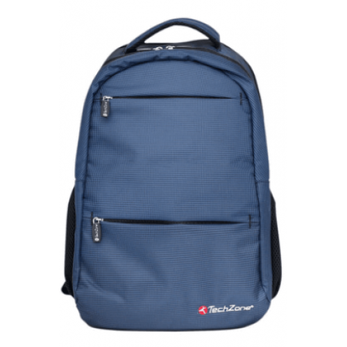 BACKPACK WARRIOR MODELO TZ18LBP01-AZUL PARA LAPTOP DE HASTA 15.6 COLOR AZUL