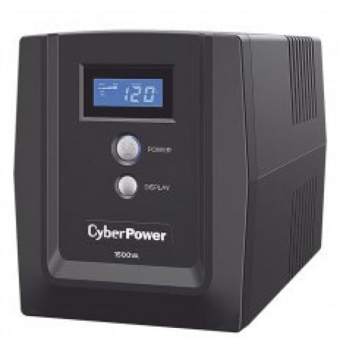 NO BREAK CYBERPOWER (OM1500ATLCD) 1500VA / 900W