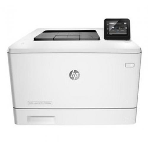 HP LaserJet Pro M255dw Impresion a color