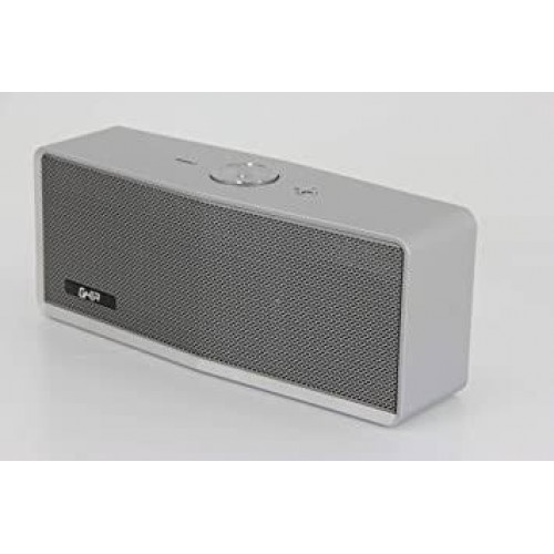 BOCINA BLUETOOTH BX500G GHIA GRIS / 5W X2 / TWS //AUX / RADIO FM/ MICRO SD CARD/USB