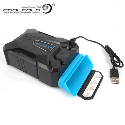 Extractor de aire caliente para laptop COOLCOLD K27