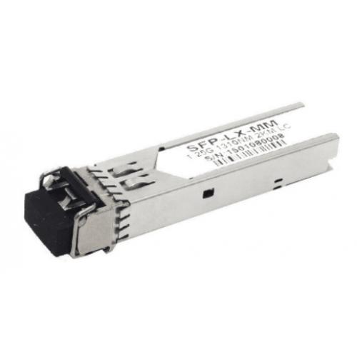 TRANSCEIVER HP ARUBA 1G/SFP/ LC SX HASTA 500M FIBRA MULTI MODO