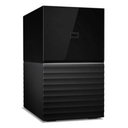 DD EXT ESCRITORIO 12TB WD MY BOOK DUO 3.5/USB3.0/USB 3.1 GEN/RAID/COPIA LOCAL-DROPBOX-SISTEMA/ENCRIPTACION/WIN/RAID 0-1