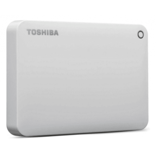 DD EXTERNO 2TB TOSHIBA CANVIO ADVANCE 2.5//USB 3.0//BLANCO//VELOCIDAD DE TRANSFERENCIA 5GB/S//PASSWORD PROTECTION/SOFTWARE DE RESPALDO//WIN 10