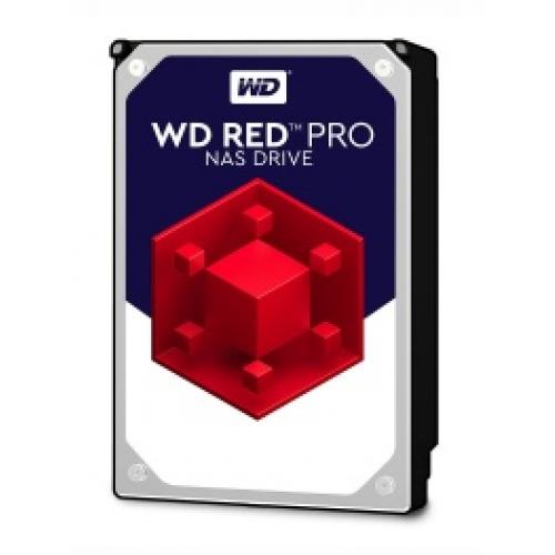 DD INTERNO WD RED PRO 3.5 4TB SATA3 6GB/S 256MB 7200RPM 24X7 HOTPLUG P/NAS 1-16 BAHIAS