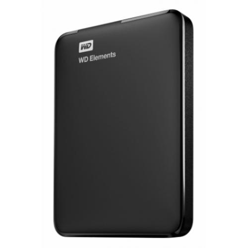 DD EXTERNO PORTATIL 4TB WD ELEMENTS NEGRO 2.5/USB3.0/WIN