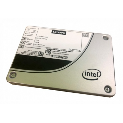 LENOVO THINKSYSTEM 2.5 INTEL S4510 480GB DE ENTRADA SATA 6GB HOT SWAP SSD
