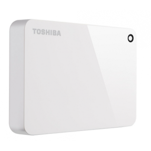 DD EXTERNO 4TB TOSHIBA CANVIO ADVANCE 2.5//USB 3.0//BLANCO//VELOCIDAD DE TRANSFERENCIA 5GB/S//PASSWORD PROTECTION/SOFTWARE DE RESPALDO//WIN10