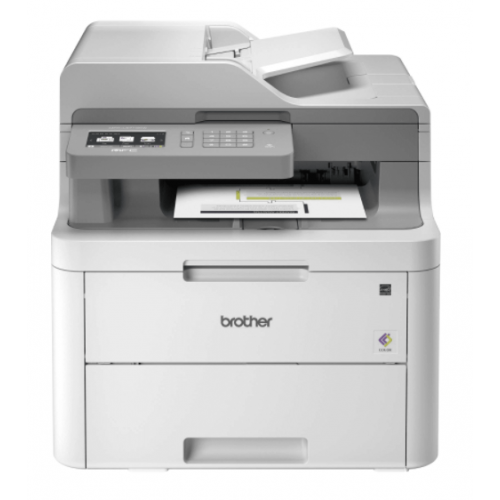 MULTIFUNCIONAL BROTHER MFCL3710CW A COLOR LED 19 PPM CRISTAL A4 (8.5 X 11.7) 512 MB ALIMENTADOR 50 HOJAS PANTALLA LCD 3.7 TOUCHSCREEN ADF. FAX.