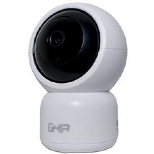CAMARA GHIA IP 2MP/ WIFI / PTZ PAN-TILT / LENTE 3.6MM / P2P / SMART HOME