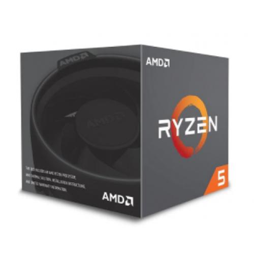 PROCESADOR AMD RYZEN 5 3400G S-AM4 3A GEN. 65W 3.7GHZ TURBO 4.2GHZ CACHE 6MB 4CPU CORES/ GRAFICOS RADEON VEGA 11GPU PC/ VENTILADOR AMD WRAITH SPIRE/GAMER MEDIO.