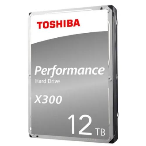 DD INTERNO TOSHIBA X300 3.5 12TB HDWR21CXZSTA