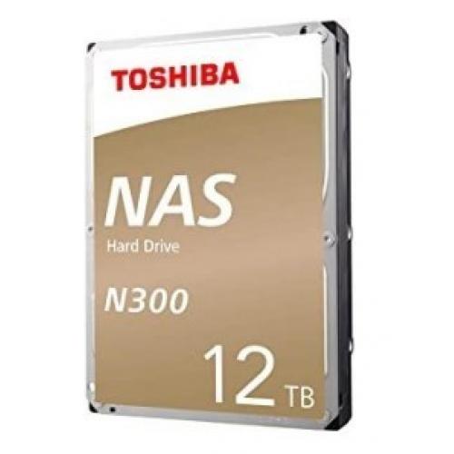 DD INTERNO TOSHIBA N300 3.5 12TB HDWG21CXZSTA