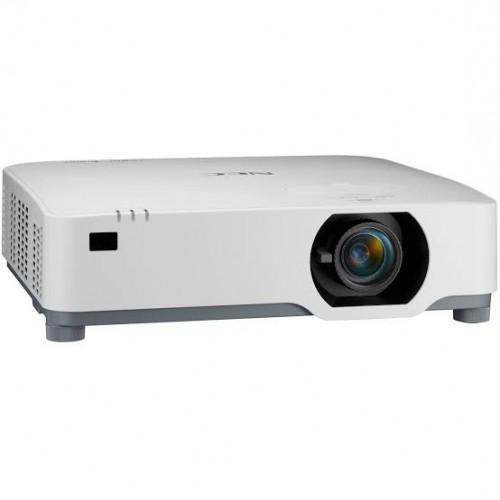 VIDEOPROYECTOR LASER NEC NP-PE455UL LCD 4500 LUMENES WUXGA 16:10 CONT 500 000:1 HDMI (HDCP) ZOOM 1.6X /SPK16W DISPLAY PORT