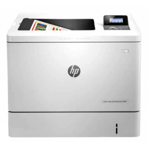 OPS IMPRESORA HP COLOR LASERJET ENTERPRISE M553DN 40 PPM DUPLEX RED