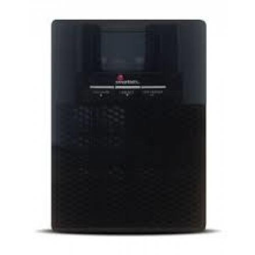 NO BREAK SMARTBITT 1KVA/ 900 WATTS ONLINE TORRE ENTRADA 100 / 110 / 115 / 120 / 127 VAC CONFIGURABLE SLOT SALIDA 100 / 110 / 115 / 120 / 127 VAC (CONFIGURABLE VIA LCD) SNMP SOFTWARE TECNOLOGIA