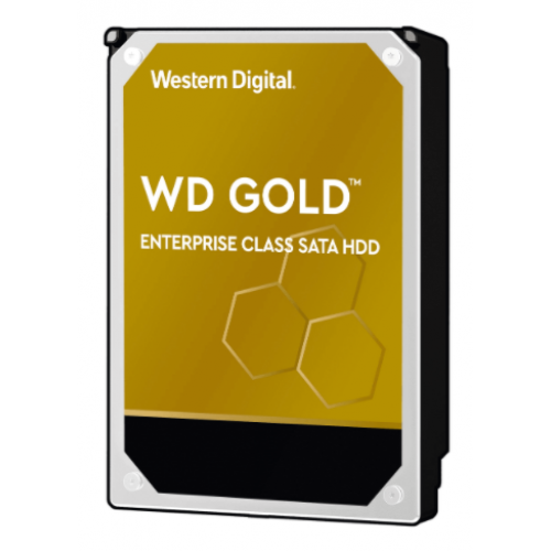 DD INTERNO WD GOLD 3.5 4TB SATA3 6GB/S 256MB 7200RPM 24X7 HOTPLUG P/NAS/NVR/SERVER/DATACENTER