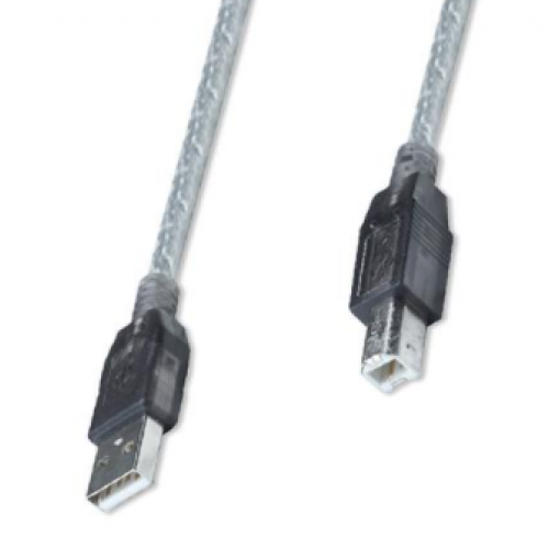 CABLE USB 2.0 MANHATTAN A-B 11.0 MTS / ACTIVO